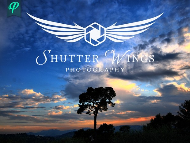 Shutter Wings - Photography Logo Template