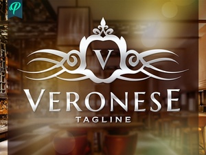 Veronese - Luxury Logo Template