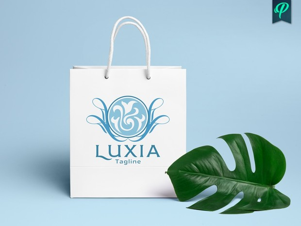 Luxia - Beauty Logo Template