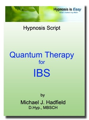 Irritable Bowel Syndrom (IBS) - Hypnosis Script
