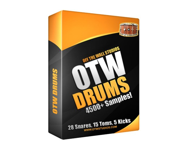 OTW DRUMS Complete Collection