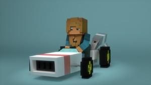 Minecraft B-Dasher