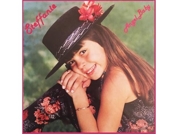 Steffanie - Angel Baby (Remastered) Full Album MP3