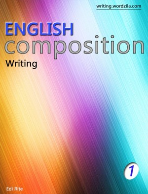 Writing composition book 1