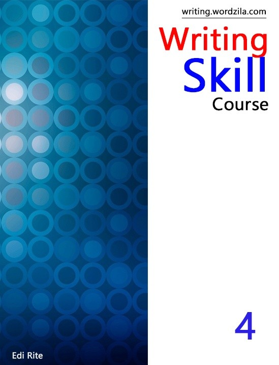 Writing Skill Grade 4