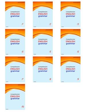 Comprehensive Grammar All 10 Books