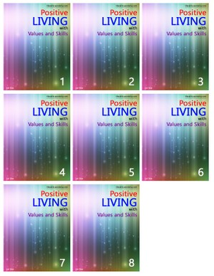 Positive Living - All 8 Books