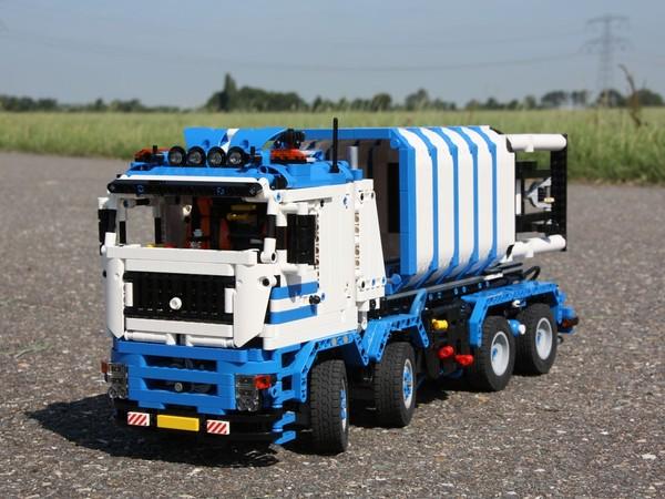 Silo Truck