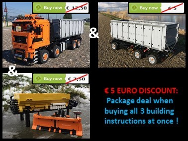 Container Truck, Trailer & Snow Utilities