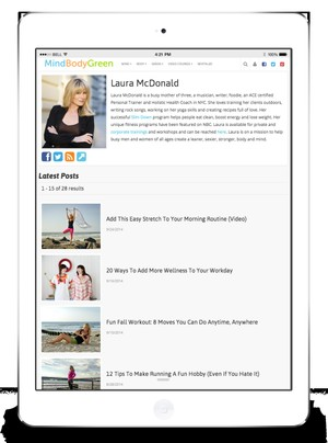 The Insider's Guide: My Top Tips to Getting Published on Health and Wellness Sites!