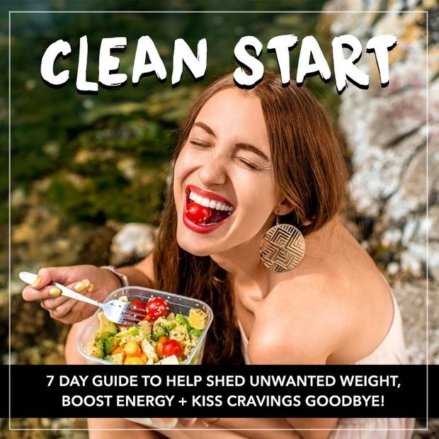 Clean Start 7 Day Program