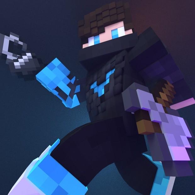 Minecraft Custom Profile Picture
