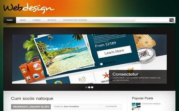 Web Design Premium Version