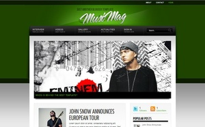 MusiMag Green Premium Version