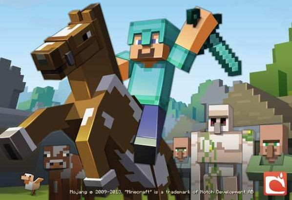 Minecraft Account Code!