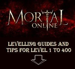 Mortal Online Tips and Leveling Guides