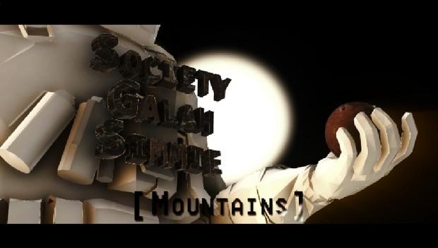 Mountains Tri Edit