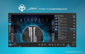 JAM for foobar2000
