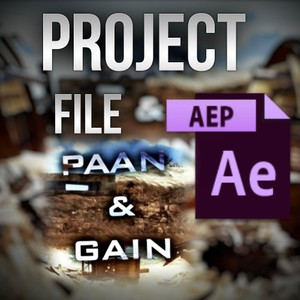 Paan & Gain Project File (AEP)