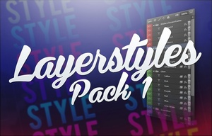 Layerstyles Pack 1