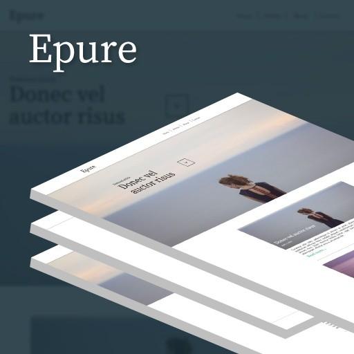 adobe muse blog template