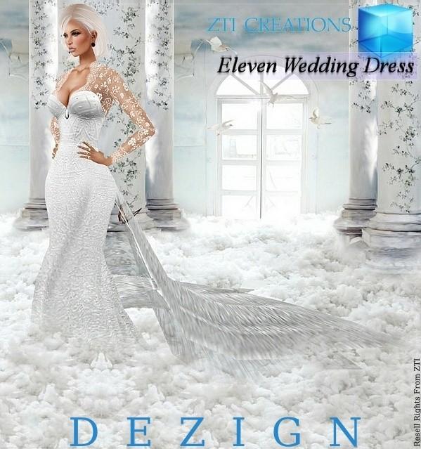 Eleven Wedding Dress
