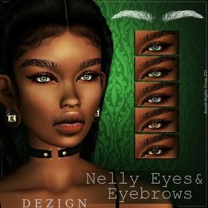 Nelly Eyes & Eyebrows