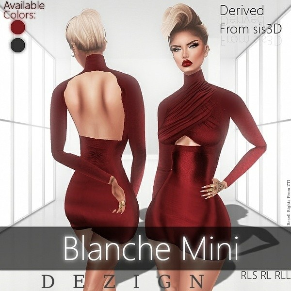 Blanche Mini