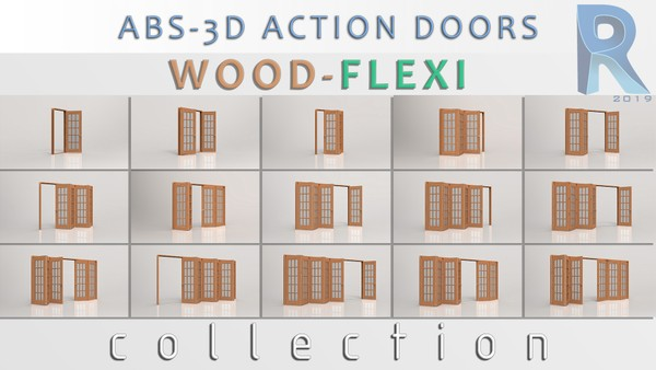 Wood-Flexi Doors Collection