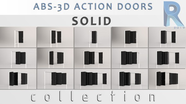 Solid Doors Collection