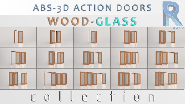 Wood-Glass Doors Collection