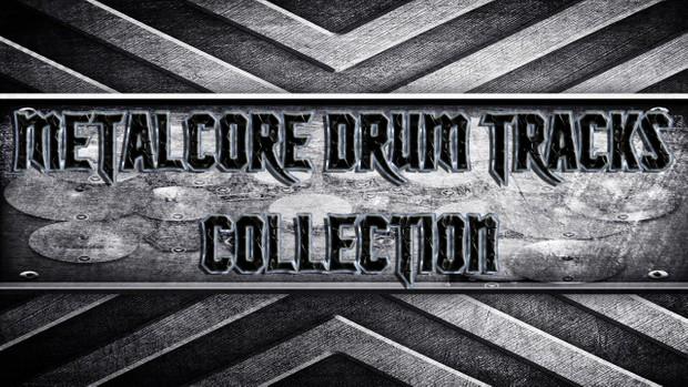 Metalcore Drum Tracks Collection