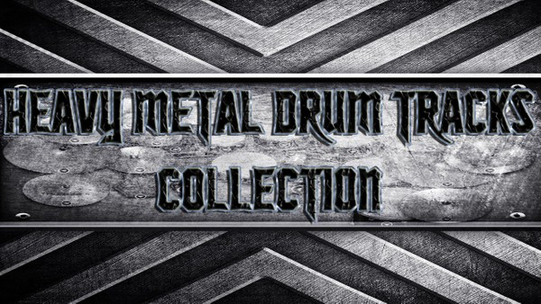 Heavy Metal Drum Tracks Collection