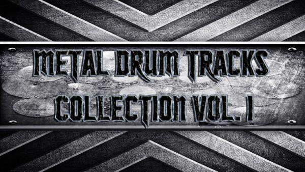 Metal Drum Tracks Collection Vol. 1