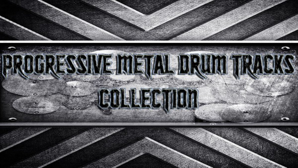 Progressive Metal Drum Tracks Collection