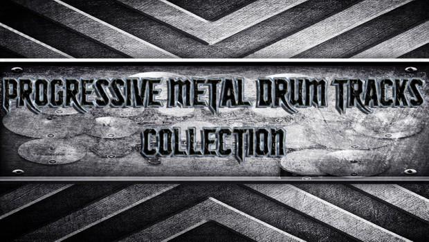 Progressive Metal Drum Tracks Collection