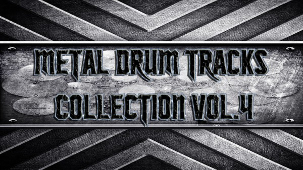 Metal Drum Tracks Collection Vol. 4