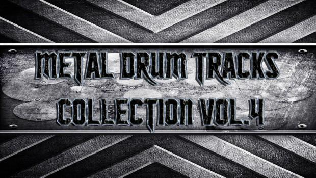 Metal Drum Tracks Collection Vol. 4