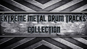 Extreme Metal Drum Tracks Collection