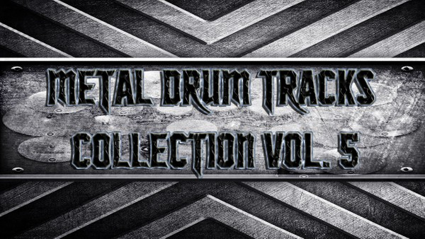 Metal Drum Tracks Collection Vol. 5