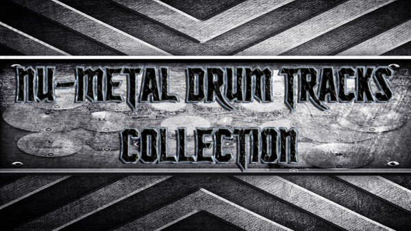Nu-Metal Drum Tracks Collection