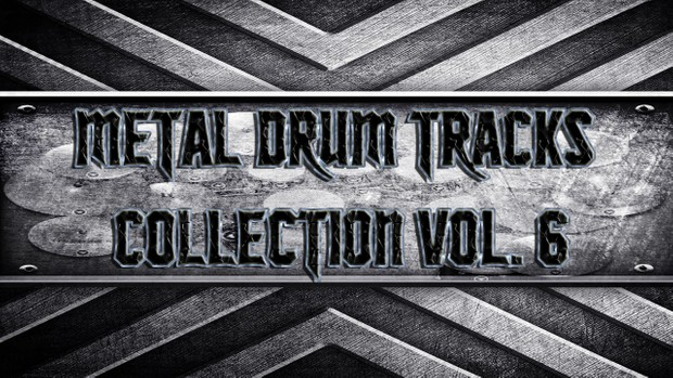 Metal Drum Tracks Collection Vol. 6