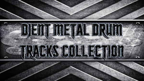 Djent Metal Drum Tracks Collection