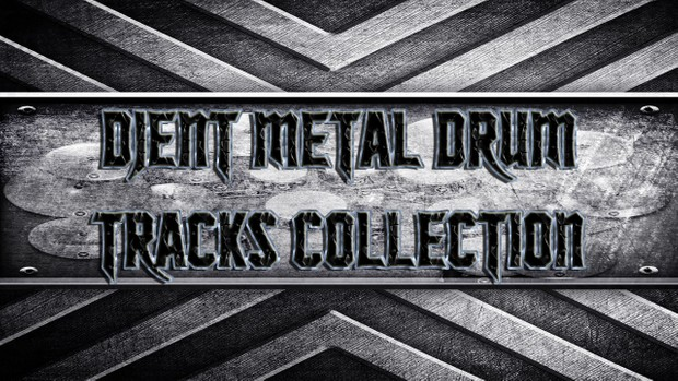 Djent Metal Drum Tracks Collection