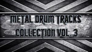 Metal Drum Tracks Collection Vol. 3