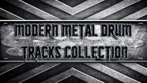 Modern Metal Drum Tracks Collection