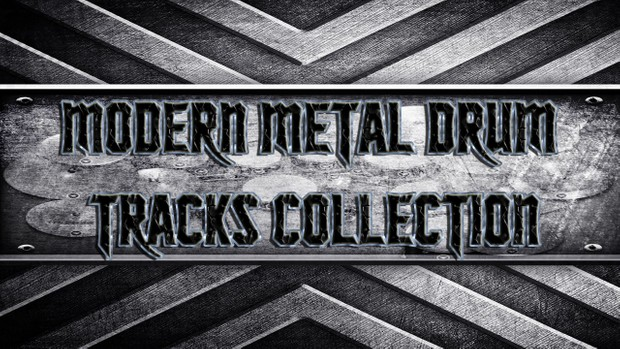 Modern Metal Drum Tracks Collection