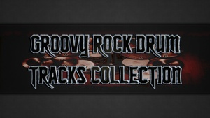 Groovy Rock Drum Tracks Collection