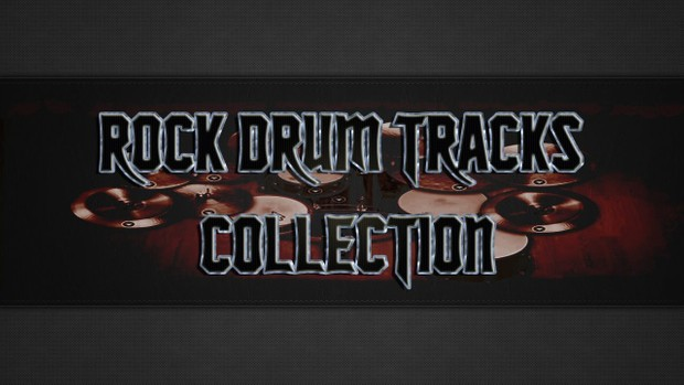 Rock Drum Tracks Collection