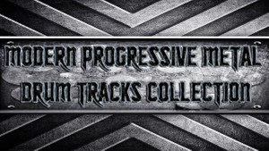 Modern Progressive Metal Drum Tracks Collection